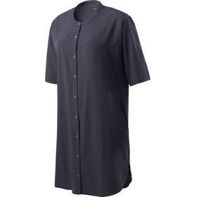 Houdini W's Trail Shirt Dress big bang blue